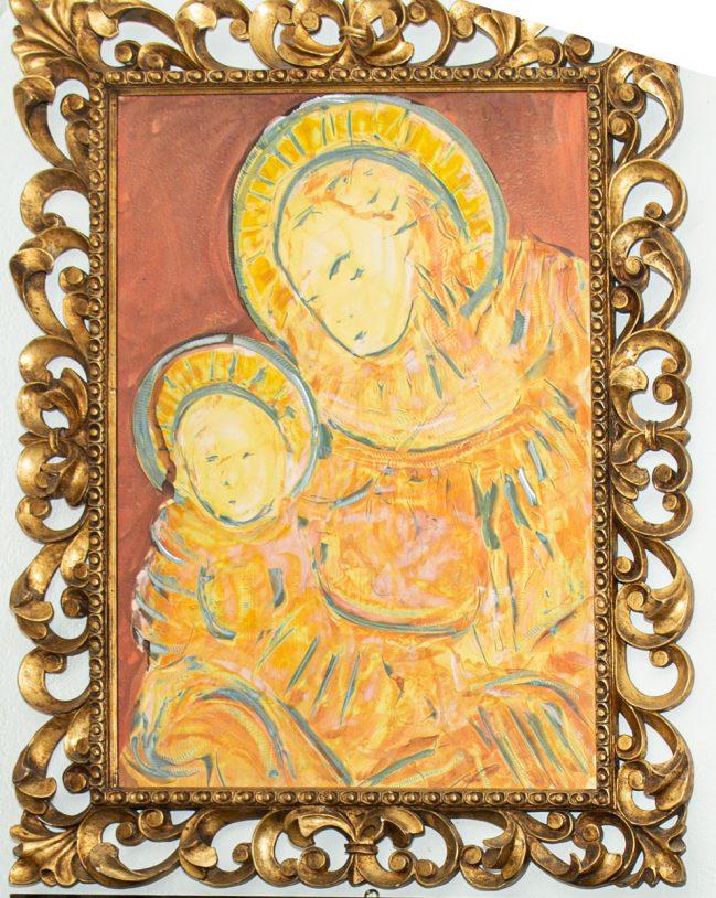 Madonna col Bambino 1