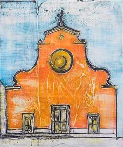 Santo spirito arancio 51 x 60