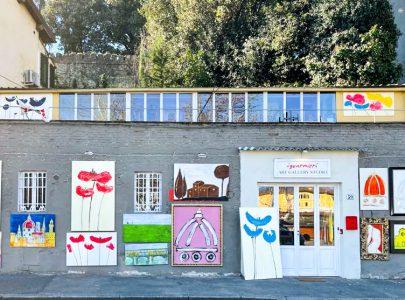 Art Gallery Studio Iguarnieri March 2021