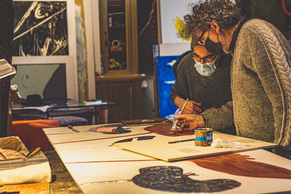 Art Gallery Studio Iguarnieri March 2021 8