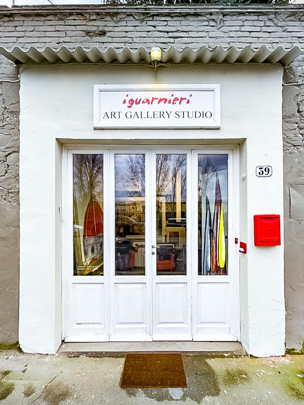 iguarnieri art gallery studio