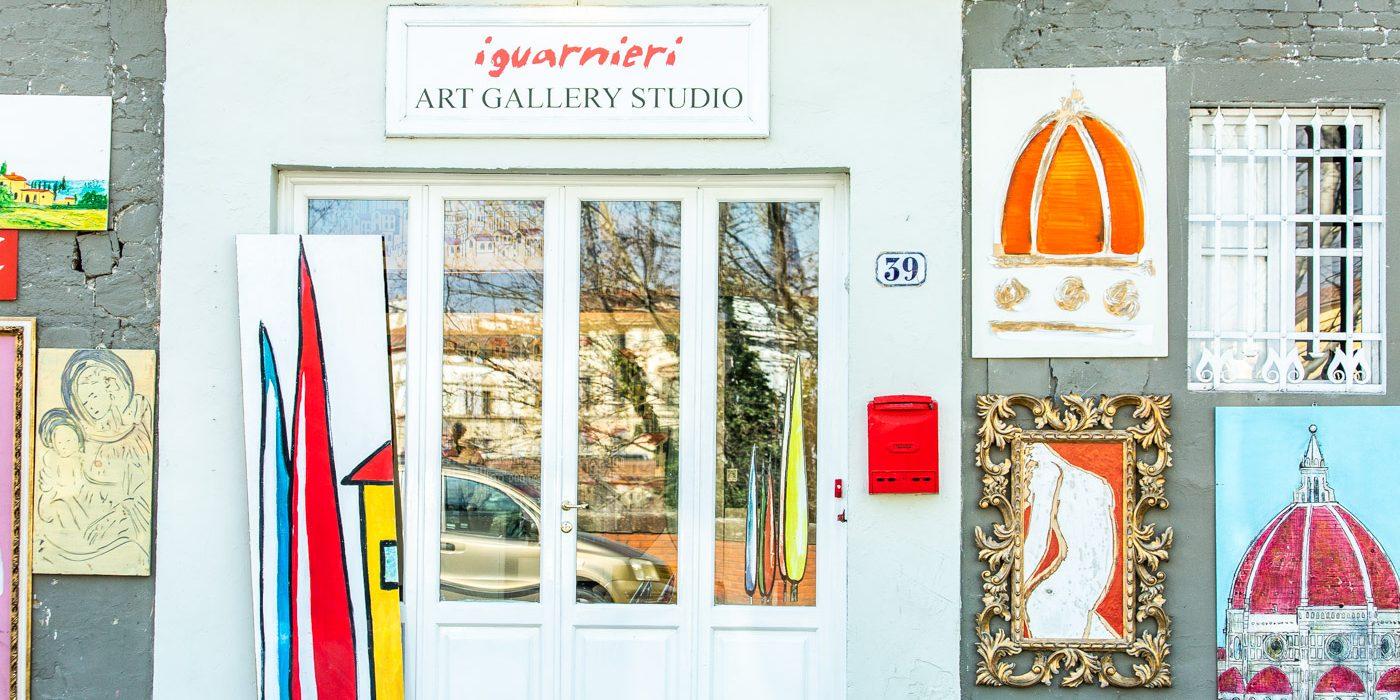 iguarnieri art gallery