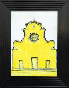 santo spirito giallo cc nera