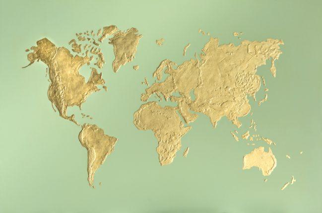 mondo in oro