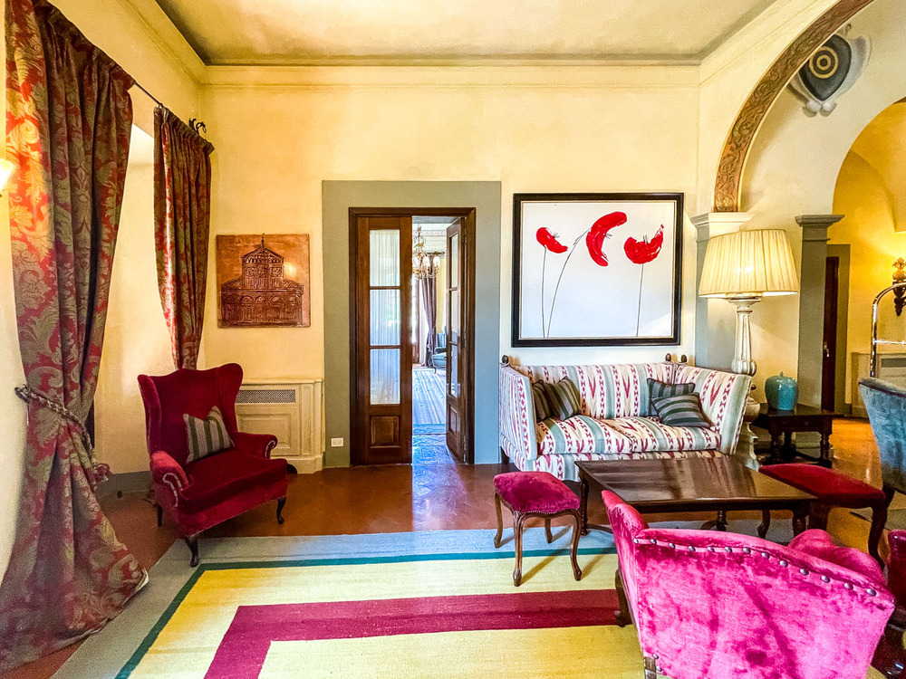 Firenze, Villa La Massa Exhibition 2021 4