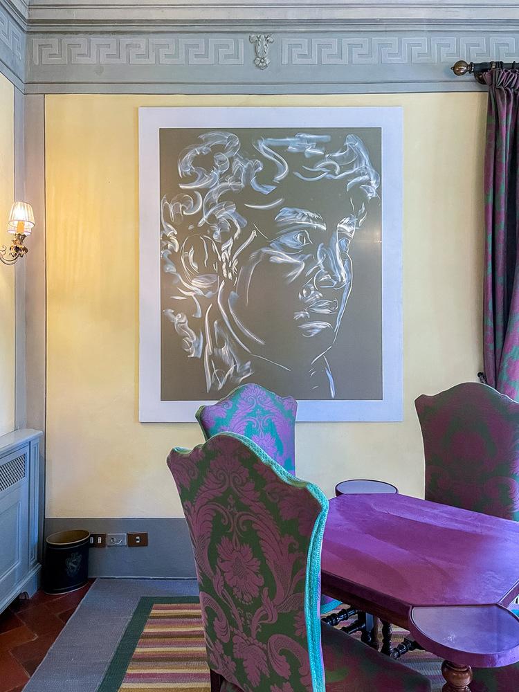 Firenze, Villa La Massa Exhibition 2021 2