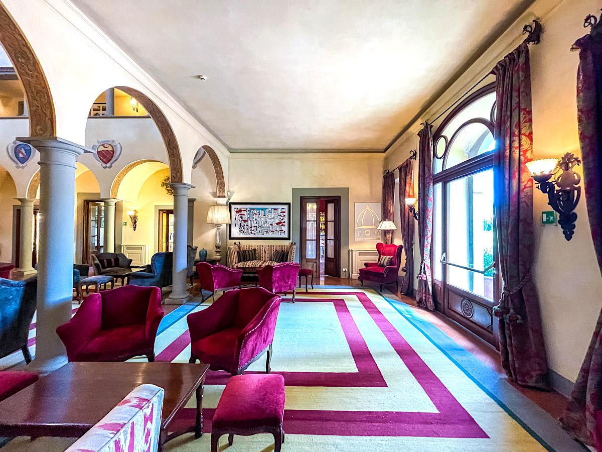 Firenze, Villa La Massa Exhibition 2021