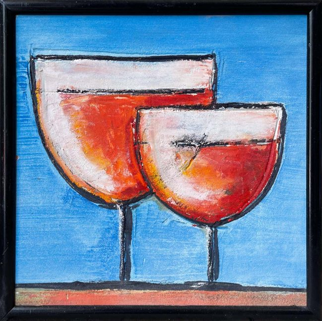 Wine glasses small 1