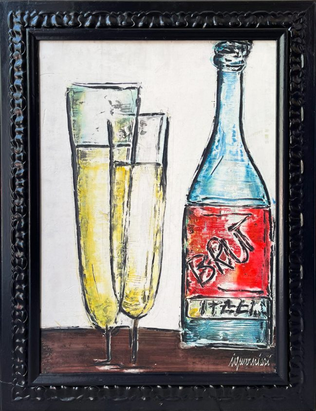 Chalices and Brut 1