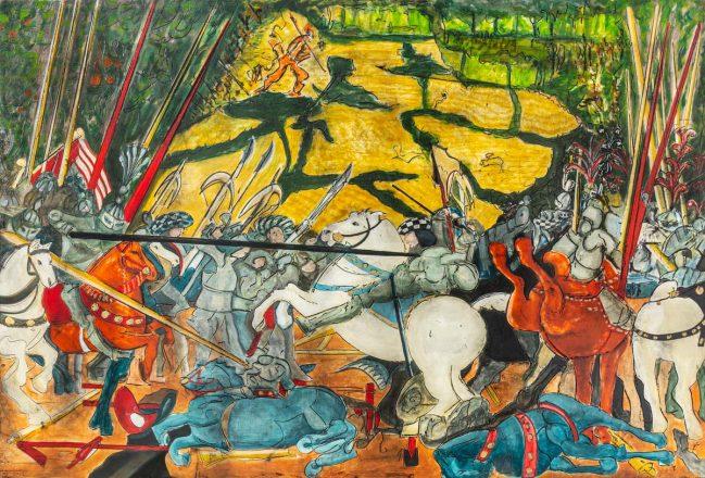Battaglia di San Romano Firenze