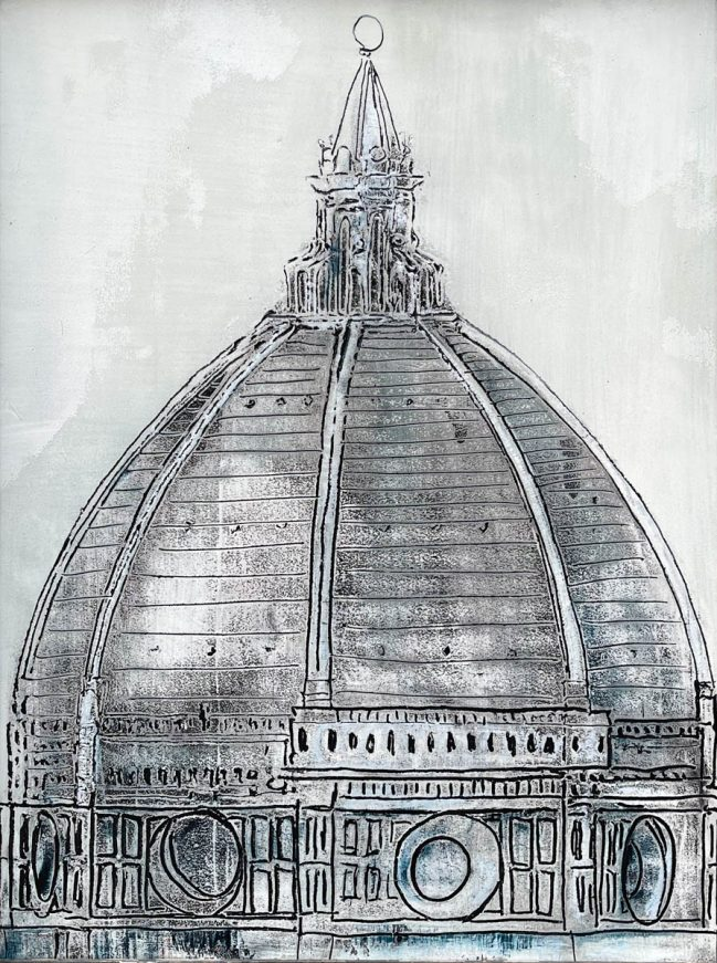 Duomo monochrome 2