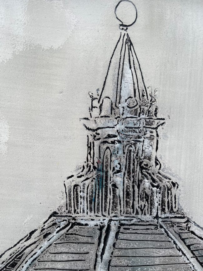 Duomo monochrome 3