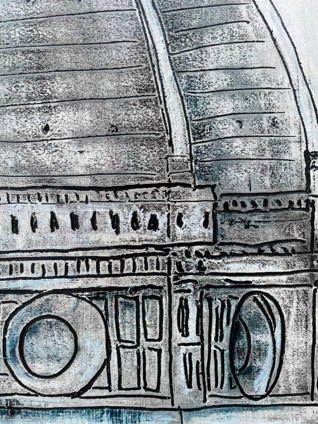 Duomo monochrome 4