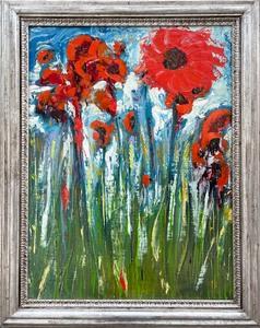 iguarnieri- poppies oil 60 x 80 3