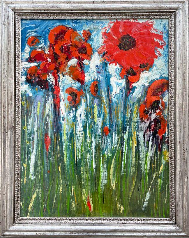 Poppies oil 1