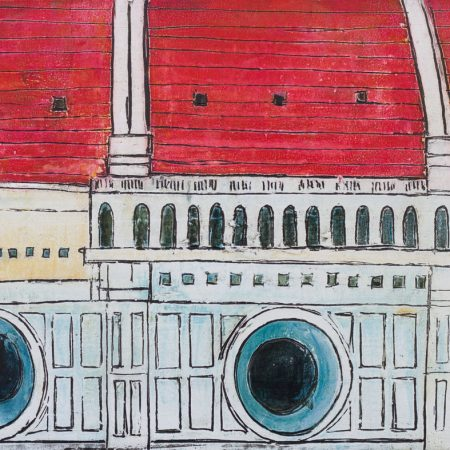 Florence Dome detail 4