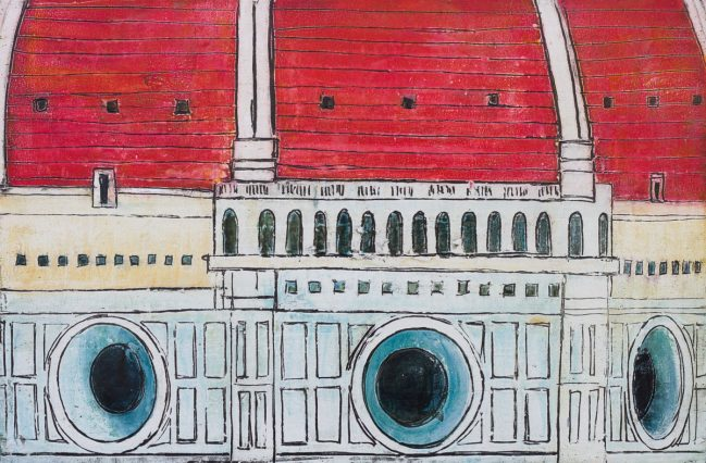 Florence Dome detail 1