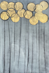 gold flowers 3